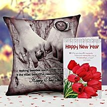 New Year Love Greeting: Gifts to Katihar