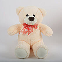 Off White Teddy Bear: Gifts for Childrens Day