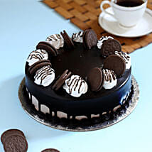 Oreo Cake: Send Wedding Cakes to Lucknow