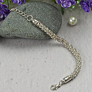 Ornate Rakhi: Bracelet Rakhi