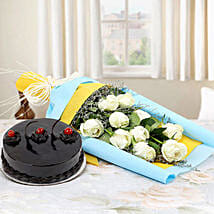 Peaceful Wishes: Cake Delivery in Solan