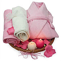Perfectly Pink Hamper: Karwa Chauth Cosmetics Hampers