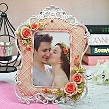 Personalised Antique Photo Frame: Premium Personalised Gifts