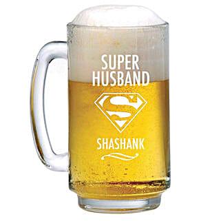 Personalised Beer Mug 1079: