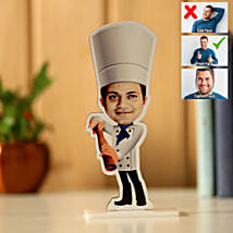 Personalised Chef Caricature: Caricatures