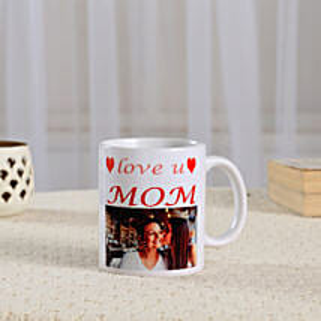Personalised Never ending Luv for Mum: Personalised Mugs Noida