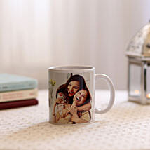 Personalised White Ceramic Mug For Mom: Same Day Delivery Personalised Gifts