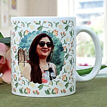 Personalised Woman Power Photo Mug: Personalised Gifts for Her