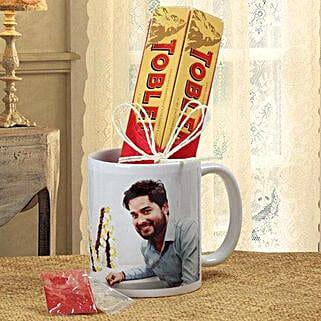 Personalized Bhaidooj Hamper: Bhai Dooj Gifts Jodhpur