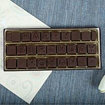 Personalized Birthday Chocolates: Personalised Gifts Varanasi