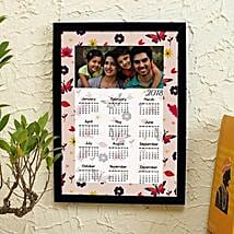 Personalized Calendar Frame: Personalised Gifts Delhi