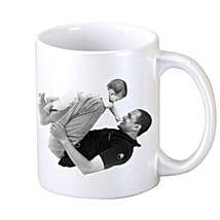 Personalized Coffee Mug White: Custom Photo Coffee Mugs