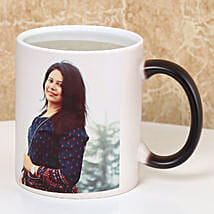Personalized Color Changing Mug: Friendship Day Personalised Mugs