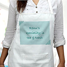 Personalized Cook With Style: Aprons Gifts