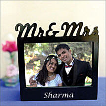 Personalized Couple Photo Lamp: Personalised Gifts Delhi