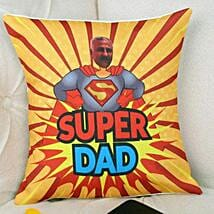 Personalized Cozy N Comfy: Fathers Day Cushion
