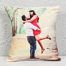 Personalized Cushion Gift: Anniversary Gifts to Mumbai