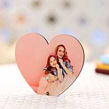 Personalized Heart Frame: Send Personalised Photo Frames to Kolkata