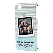 Personalized iPhone Photo Cover: Send Personalised Gifts for Diwali