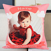 Personalized Little Angel Cushion: Children's Day Gifts