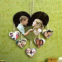 Personalized Love On Wall: Send Personalised Gifts to Delhi