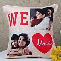 Personalized Maa Cushion: Best Gift For Mother In Law