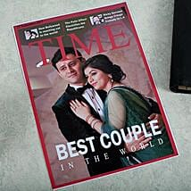 Personalized Magazine Cover: Personalised Gifts Roorkee
