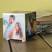 Personalized Memories Lamp: Send Gifts to Dharmavaram