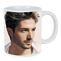 Personalized Mug For Him: Send Gifts to Amreli