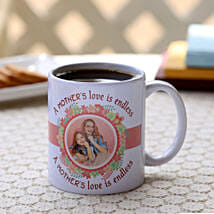 Personalized Mug for Mom: Mothers Day Gifts Jaipur