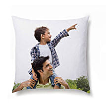 Personalized Photo Cushion: Personalized Diwali Gifts