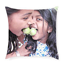 Personalized Print Cushion: Send Personalised Gifts to Varanasi