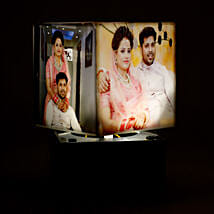 Personalized Rotating Lamp Mini: Send Personalised Gifts to Tiruvottiyur