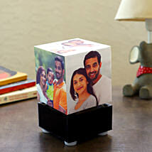 Personalized Rotating Lamp Mini: Send Personalised Gifts to Varanasi