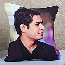 Personalized Suave Cushion: Cushions for Fathers Day