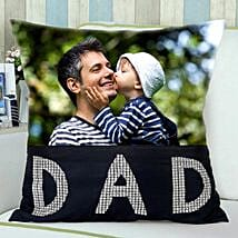 Personalized Sweet Present: Birthday Cushions