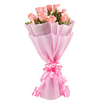 Pink in Vogue: Valentine Flowers Patna