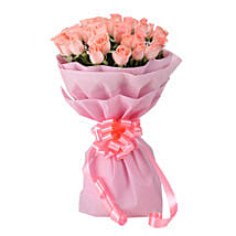 Pink Perfection: Send Flowers to Nainital