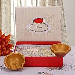 Pist Burfi Combo: Diwali Gifts for Colleague