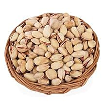 Pistachios Basket: Gift Baskets to Ludhiana