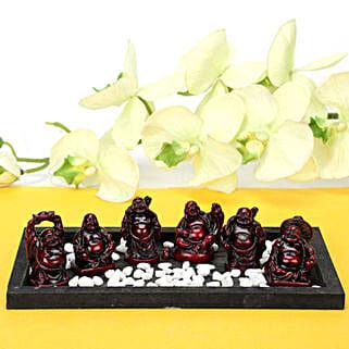 Platter Full Buddhas: Birthday Handicrafts