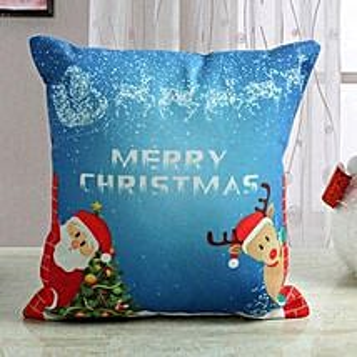 Plush Sofa Cushion: Christmas Gifts Gurgaon