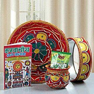 Pooja Ki Thali: Gifts to Mathura