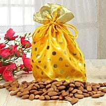 Potli Of Dry Fruits: Karwa Chauth Gifts Jaipur