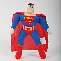 Powerful Superman Soft Toy: Soft toys for Friendship Day
