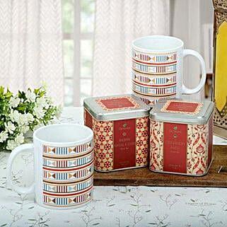 Premium Tea Hamper: Gift Hampers for Mother's Day