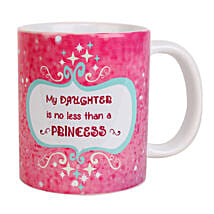 Pretty Pink Mug: Gifts for Daughters Day