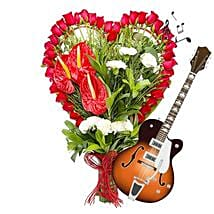 Red Musical and Classic: Flowers for Parents Day