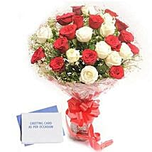 Red N White Roses: Send Diwali Gifts to Udupi