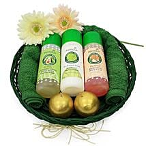 Refresh Yourself Hamper: Gift Hampers to Kanpur